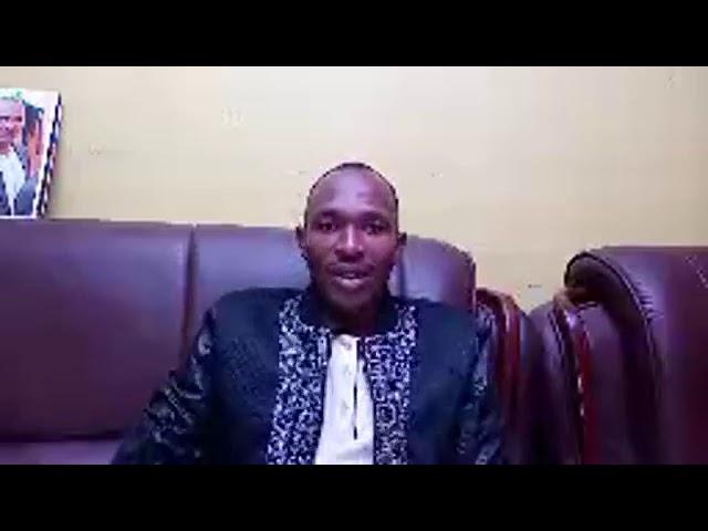 Ambrose Ssemuyaba Sermon April 2020