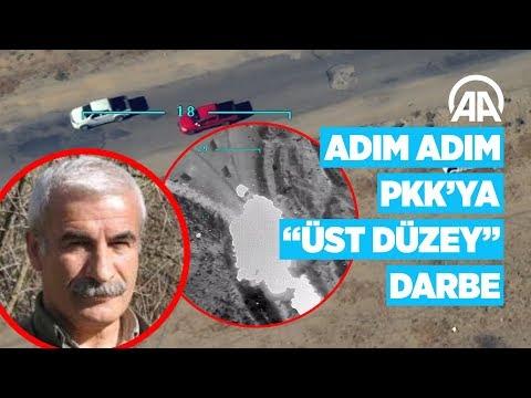 Adım adım PKK'ya 'üst düzey' darbe