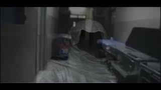 شبح يظهر في غرفة انتحر فيها طبيب بأحد المستشفيات..فيديو