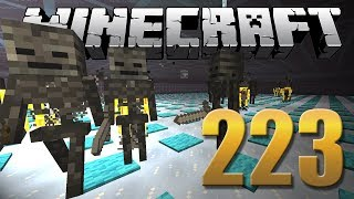 A ARENA DA MORTE! - Minecraft Em busca da casa automática #223
