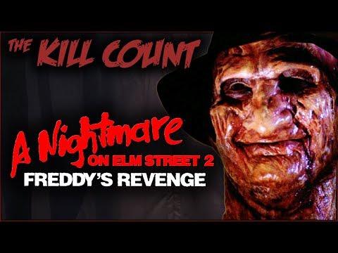 A Nightmare on Elm Street 2: Freddys Revenge 1985 KILL COUNT