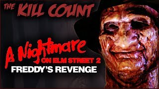 A Nightmare on Elm Street 2: Freddy's Revenge (1985) KILL COUNT