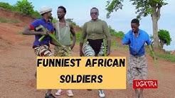 FUNNIEST AFRICAN SOLDIERS   COAX,JUNIOR USHER,MARTIN,DORAH, SHEIK MANALA  African Comedy 2019 HD.