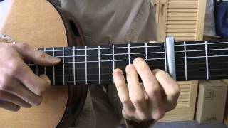 Cours de guitare - LLorando se fue / La Lambada (1/2) Démo - Accompagnement