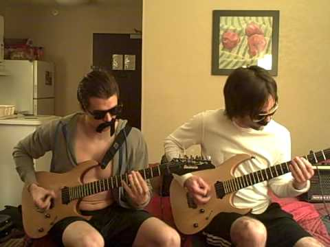 August Burns Red - An American Dream by Timo and Gustavo.  Ganz toll!!!