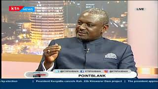 Point Blank: Tony Gachoka with Otiende Amollo part 2