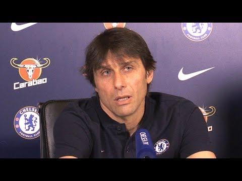 Antonio Conte Full Pre-Match Press Conference - Manchester United v Chelsea - Premier League