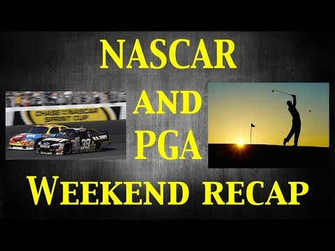 Toyota Owners 400 & Valero Texas Open Weekend Review DraftKings 2018