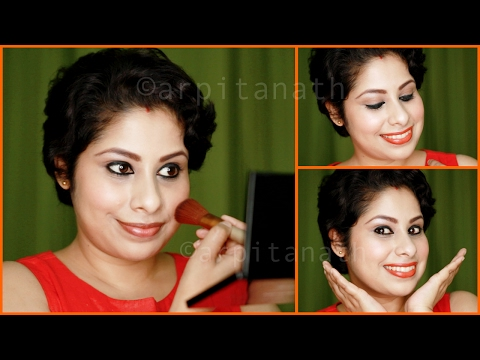 How I Do My Makeup || Easy Everyday Makeup Tutorial [Hindi]