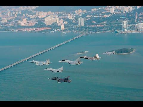 ROYAL MALAYSIAN AIR FORCE 2017
