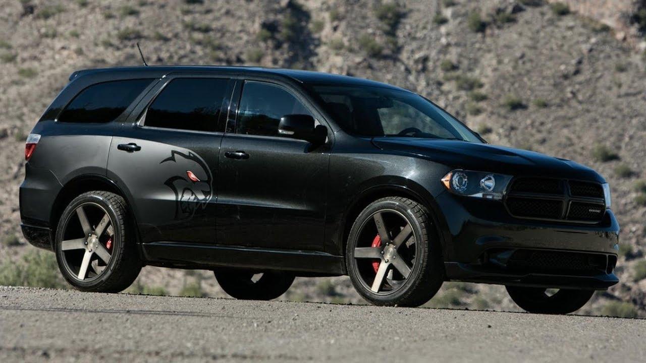 Dodge Durango Citadel >> 700 HP Hellcat Powered Dodge Durango Is Real, And It's ...