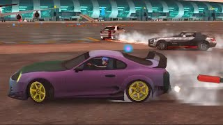 Mobile iOS - Dubai Drifts 2 - Online Drifting Cone Attack!