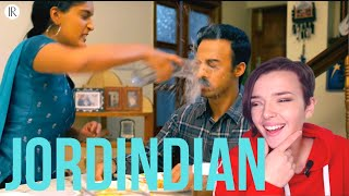 Jordindian - What We Say Vs What They Hear REACTION! | Indi Rossi