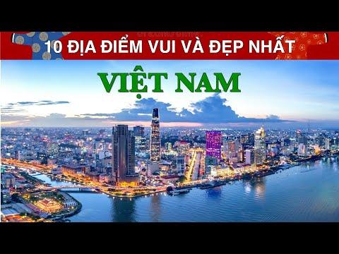 DU LỊCH và KHÁM PHÁ 10 Địa Điểm Nổi Tiếng, Vui và Đẹp Nhất tại Việt Nam. Top 10 Places in Vietnam.