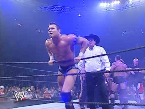 The Undertaker Returns in a Burning Casket at Survivor Series 2005 HQ