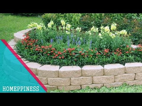MUST LOOK 25+ Low Budget Stone Garden Edging Ideas that Will Save Your Money