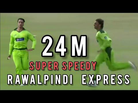 Shoaib Akhtar The Speed Master