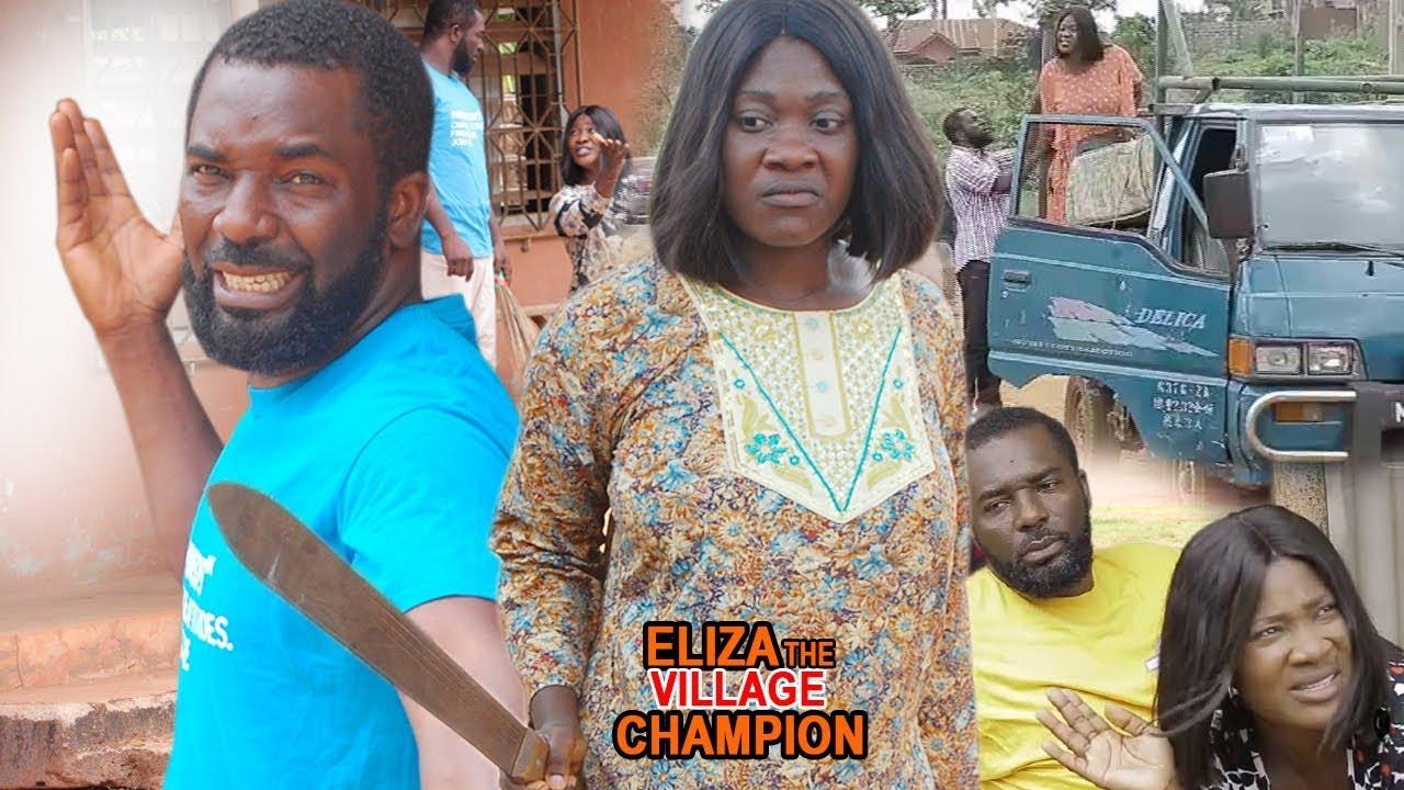 Download Eliza The Village Champion 1&2 - Mercy Jonson 2018 Latest Nigerian Nollywood Movie/African Movie Hd