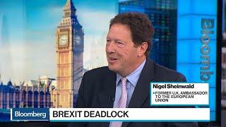 Ex-Amb. Says U.K. Must Flip Way of Thinking on EU