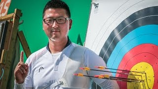 Rio 2016 Olympics: South Korea's Kim Woo-jin sets archery world record