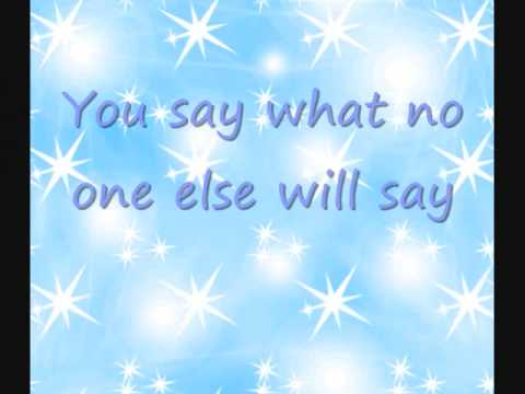 What You Mean to Me by Christopher Wilde (Sterling Knight) Lyrics on Screen