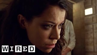 How Orphan Black Creates Convincing Clones | Design FX | WIRED