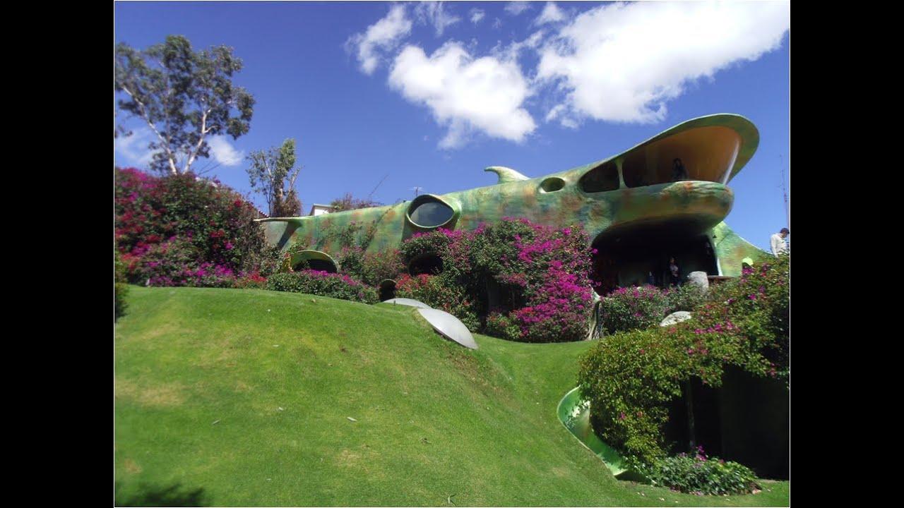 Organic House Of Javier Senosiain/Casa Orgánica De Javier Senosiain (Part  1/Parte 1)