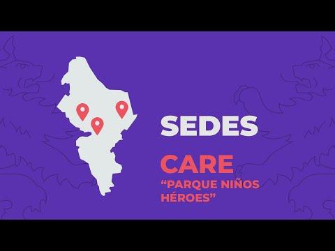 Sedes Nacionales Conade 2020 - CARE