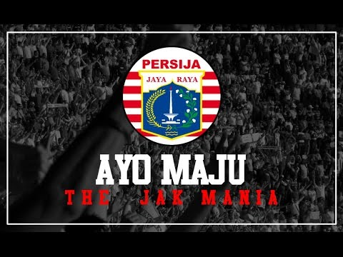 Persija - Ayo Maju With Lyrics