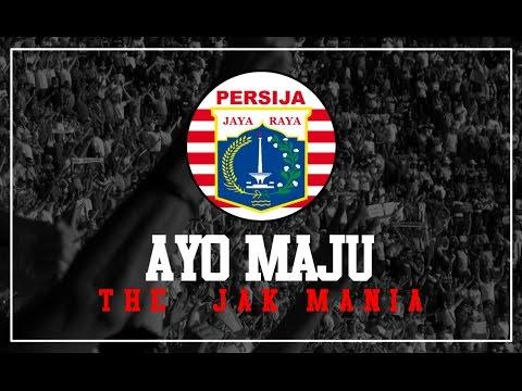Persija - Ayo Maju With Lyrics
