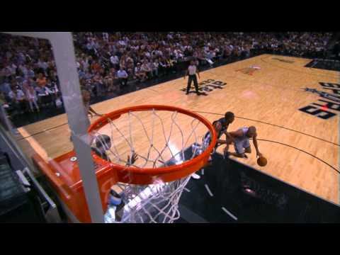 Tony Parker's Nice Fake and Step-Through