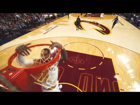 Cleveland Cavs 2016-2017 pump up
