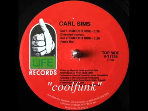 Carl Sims - Smooth Ride (12