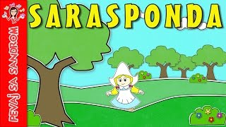 Download Sarasponda | Pevaj sa Sandrom | Sing With Sandra | Dečije pesme MP3 song and Music Video
