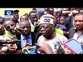 Elections: There Is Only One Party In Lagos, Says Tinubu