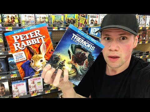 Blu-ray / Dvd Tuesday Shopping 5/1/18 : My Blu-ray Collection Series