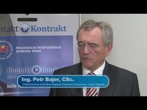 RHK Brno - Contact-Contract, International Engineering Trade Fair 2013