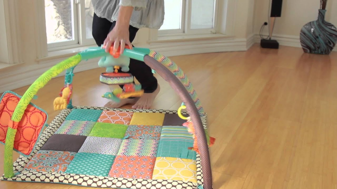 floor gear nod on land mat activity infant be pin of mats baby the sea