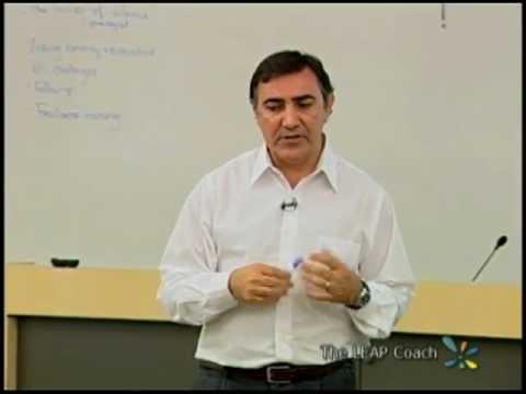 LEAP - Courseware Design (Palliative Care education & professional development)