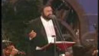 Pavarotti canta su mejor Nessum Dorma: 1998