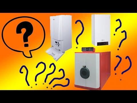 Как выбрать газовый котёл настенный или напольный? На что обращать внимание при выборе?