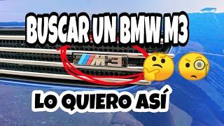 Cover images Buscando un BMW M3 😬💥🏁