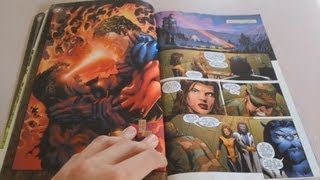 CGR Comics - X-MEN: DEADLY GENESIS comic review