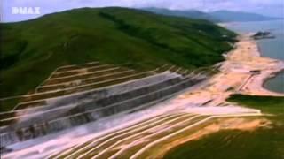 DOKU Hongkongs Flughafen im Meer Die größten Projekte der Welt
