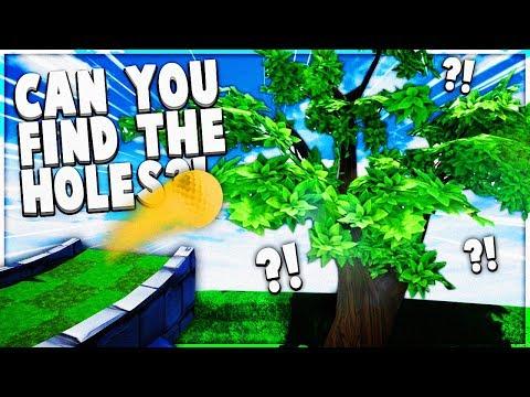 SO Many Balls, SO Many Holes! - Golf It