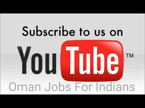 Oman Jobs For Indians