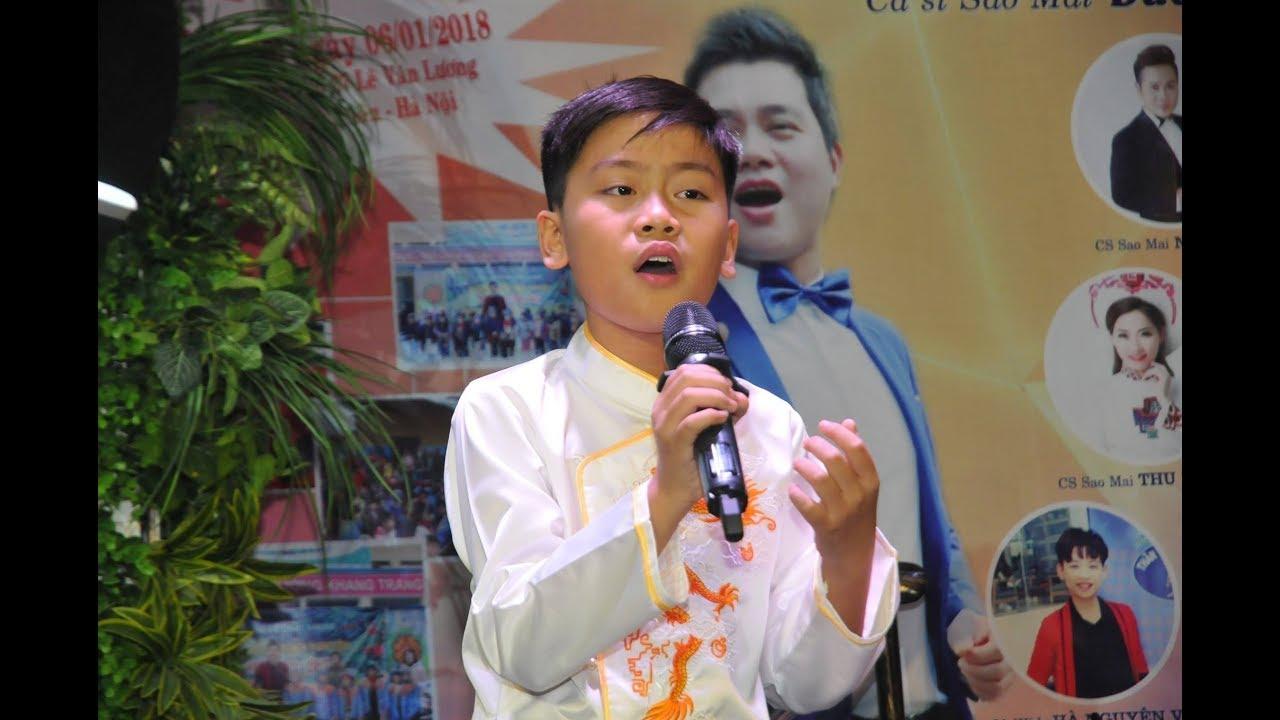 Tấn Bảo - Tuyệt Đỉnh Song Ca Nhí 2018 Tập 3 hát Bà Tôi cực hay