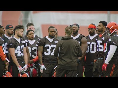 Get to know Gregg Williams' coaching style