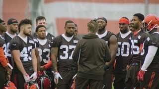 Get to know Gregg Williams