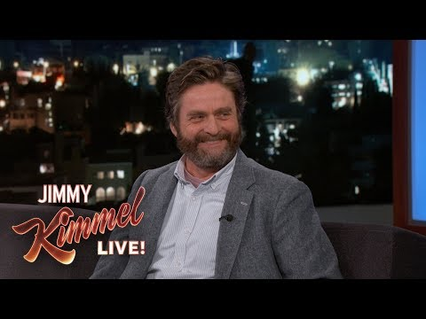 Download Youtube: Zach Galifianakis is Tight with Oprah